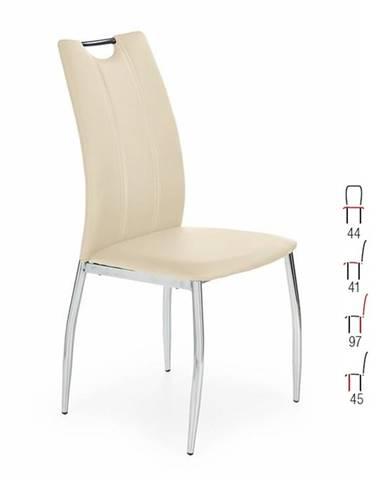 Židle K-187, béžová