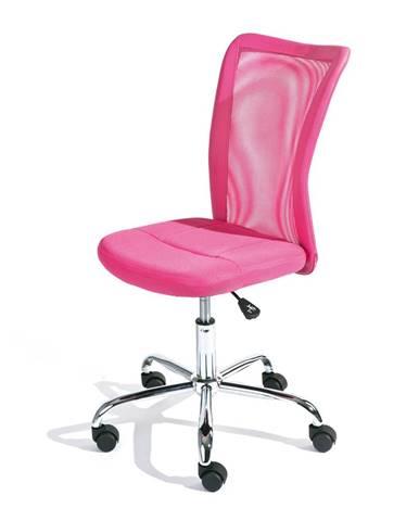 Dětská židle Bonnie, růžová