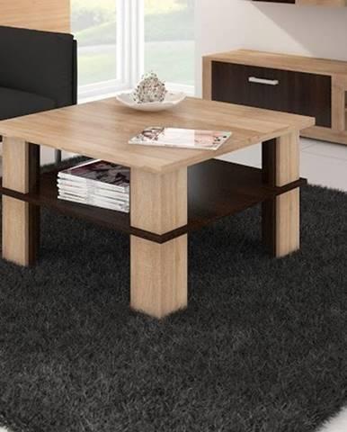 Konferenční stolek FUTURA 1, dub sonoma/dub sonoma tmavá