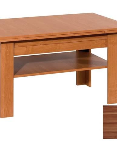 Konferenční stolek SYLVIA rozkládací, švestka wallis