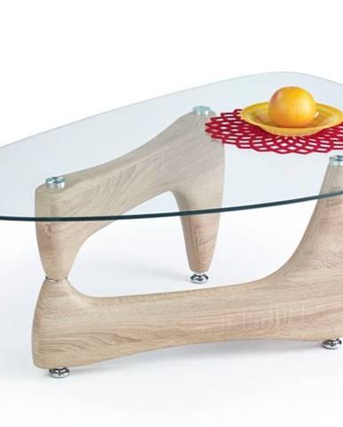 Konferenční stolek KAREN, dub sonoma