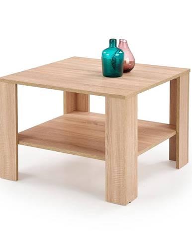 Konferenční stolek KWADRO KWADRAT, dub sonoma