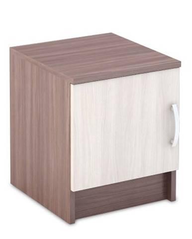 Noční stolek BASIA TB-551, jasan šimo