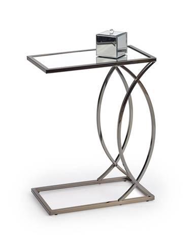 Odkládací stolek PARMA, niklová