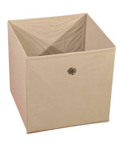 Úložný box WINNY béžový
