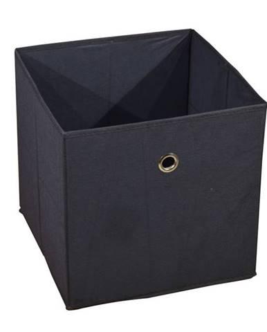 Úložný box WINNY černý