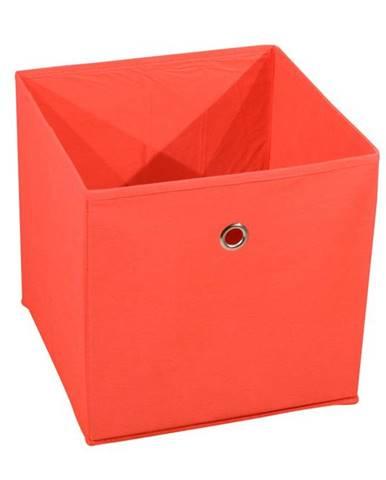 Úložný box WINNY červený