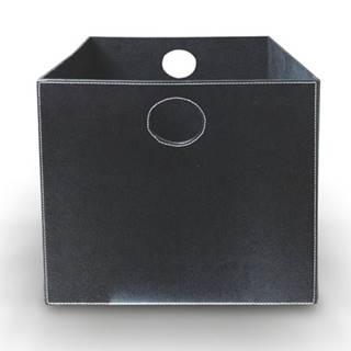 TOFI-LEXO úložný box, černá