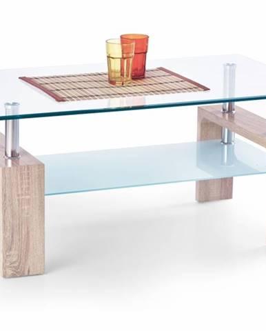 Konferenční stolek DIANA INTRO, dub sonoma