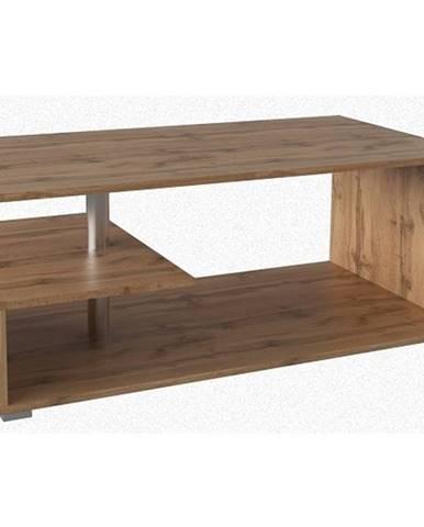DORISA konferenční stolek, dub wotan