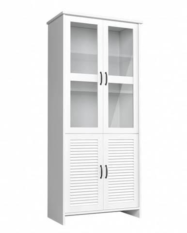 ORIENT vitrína W2DS, bílá