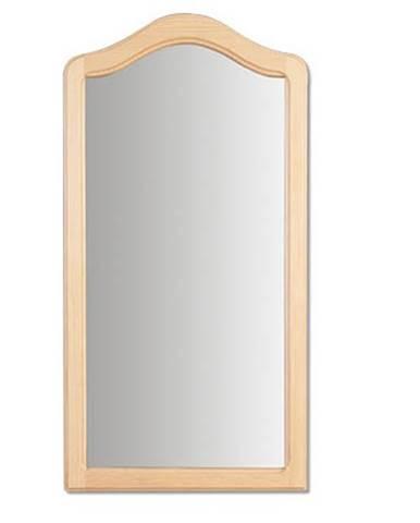 Zrcadlo LA101, masiv borovice, moření: …