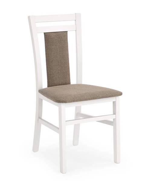 Smartshop Židle HUBERT 8, bílá