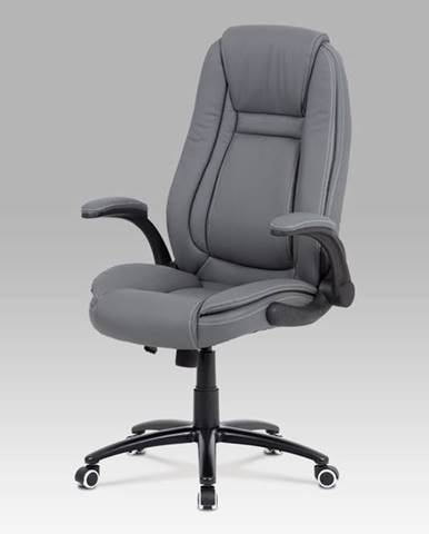Kancelářská židle KA-G301 GREY, šedá
