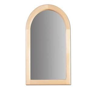 Zrcadlo LA107, masiv borovice, moření: …