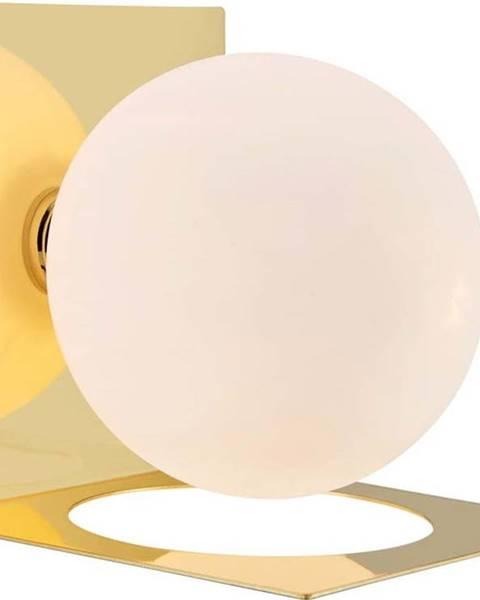 Markslöjd Nástěnné svítidlo ve zlaté barvě Markslöjd Zenit