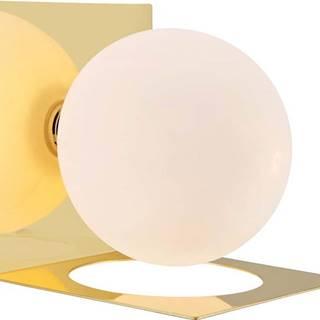 Nástěnné svítidlo ve zlaté barvě Markslöjd Zenit
