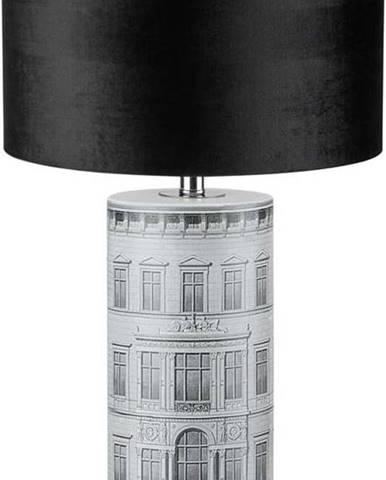 Černá stolní lampa Markslöjd ICHI