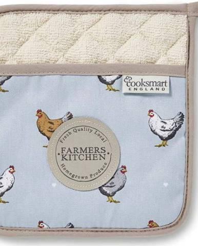 Bavlněná podložka pod horké nádoby Cooksmart ® Farmers
