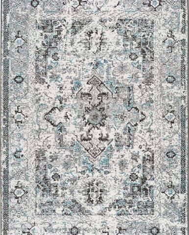 Modrý koberec Universal Bukit, 120 x 170 cm