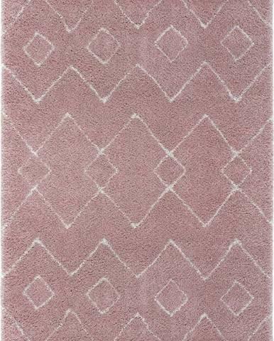 Růžový koberec Flair Rugs Imari, 160 x 230 cm