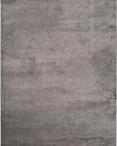 Tmavě šedý koberec Universal Montana, 60x120cm
