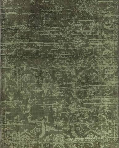 Zelený koberec Asiatic Carpets Abstract, 120 x 170 cm