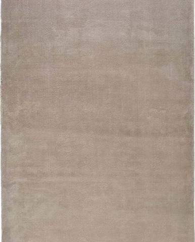 Béžový koberec Universal Berna Liso, 60 x 110 cm