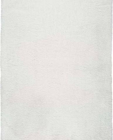 Bílý koberec Universal Alpaca Liso, 140 x 200 cm