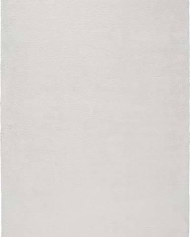 Bílý koberec Universal Berna Liso, 190 x 290 cm