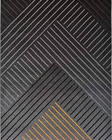 Koberec Universal Dark Line, 80 x 150 cm