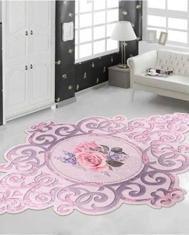 Odolný koberec Vitaus Malika Suriya, 60 x 100 cm