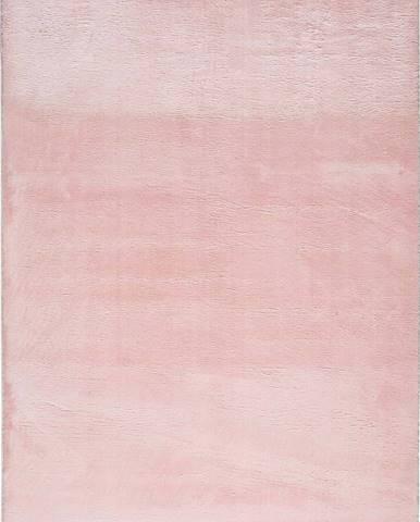 Růžový koberec Universal Loft, 60 x 120 cm