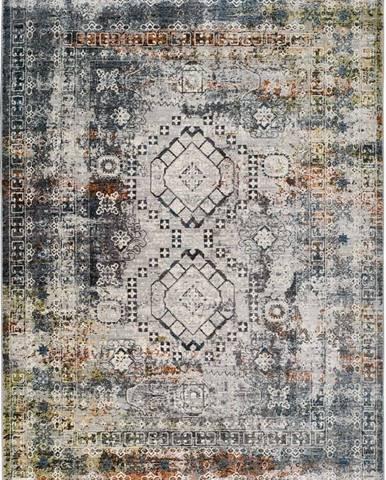 Šedý koberec Universal Alana, 140 x 200 cm