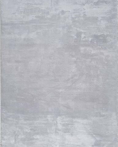 Šedý koberec Universal Loft, 60 x 120 cm