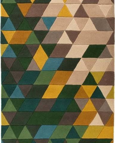 Vlněný koberec Flair Rugs Prism, 80 x 150 cm