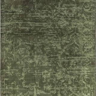 Zelený koberec Asiatic Carpets Abstract, 160 x 230 cm