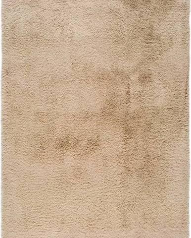 Béžový koberec Universal Alpaca Liso, 80 x 150 cm