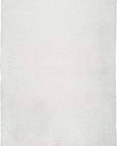 Bílý koberec Universal Alpaca Liso, 60 x 100 cm