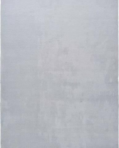Šedý koberec Universal Berna Liso, 190 x 290 cm