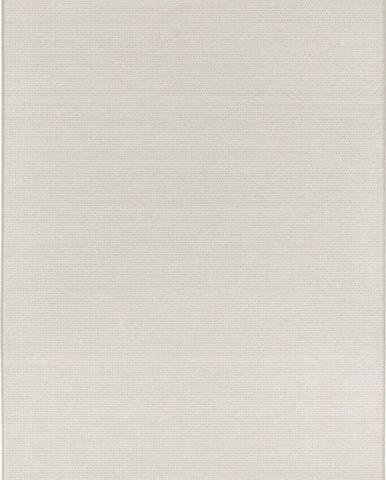 Krémovobéžový koberec vhodný i na ven Elle Decoration Secret Millau, 140 x 200 cm