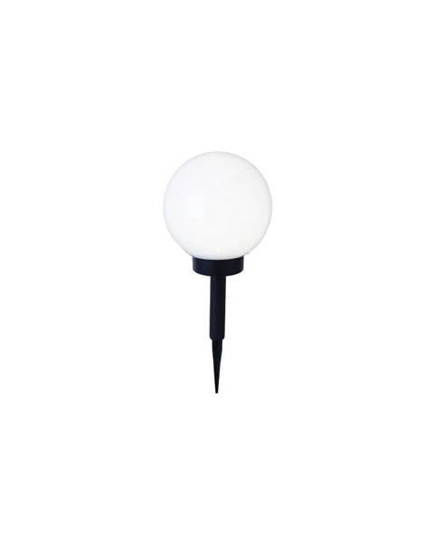 Best Season Zahradní solární LED světlo Star Trading Globe Stick, ⌀ 20 cm