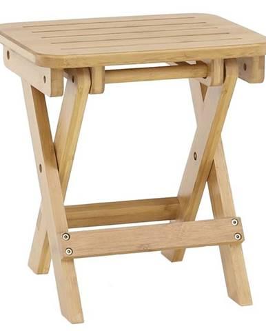 Židle, přírodní bambus, DENICE
