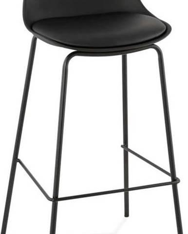 Černá barová židle Kokoon Escal