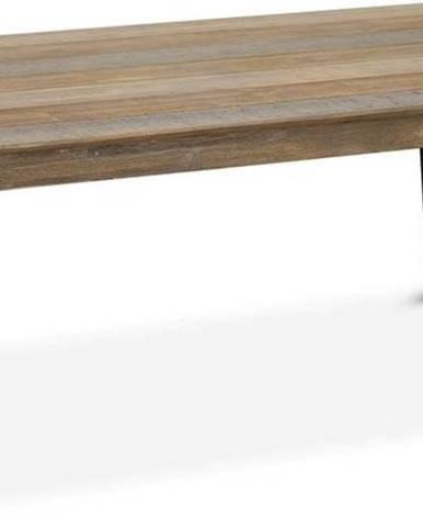 Konferenční stolek z akáciového dřeva Furnhouse Malaga