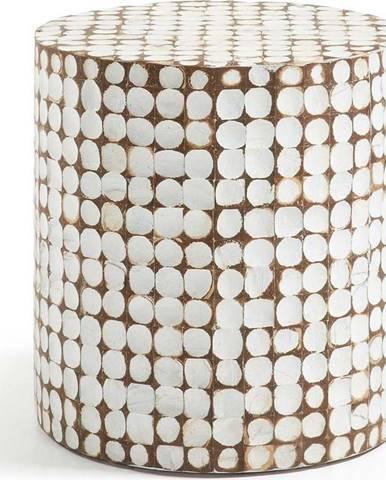 Odkládací stolek La Forma Coconut