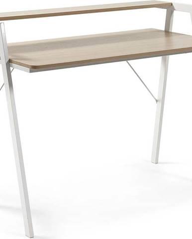 Pracovní stůl La Forma Aarhus, 114,5 x 60 cm