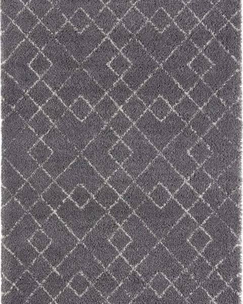 Mint Rugs Šedý koberec Mint Rugs Archer, 200 x 290 cm