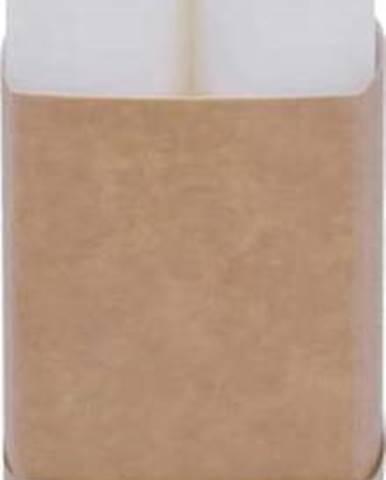 Sada 4 bílých dlouhých svíček Ego Dekor ED,doba hoření 7 h