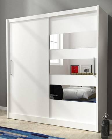 skříň MARY III 200, bílá